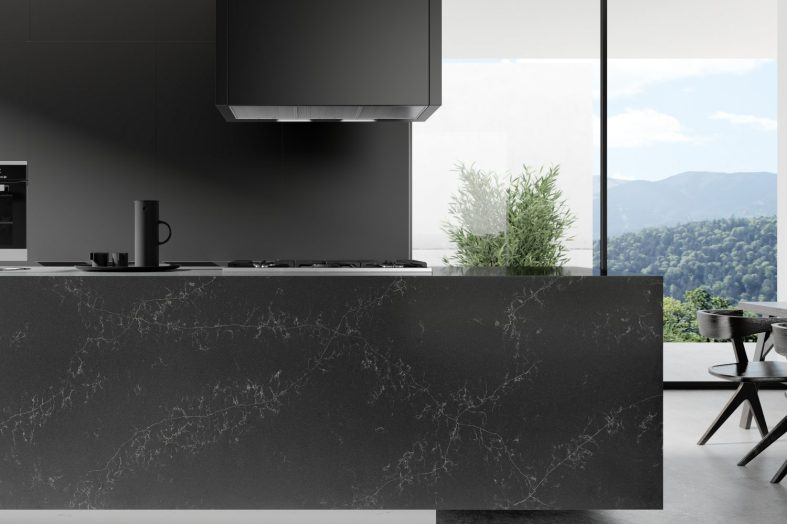 COMPAC adds three more designs to their quartz worksurface collection