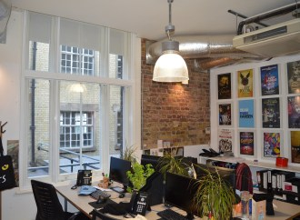 Secondary Glazing receives a warm reception in top London PR office