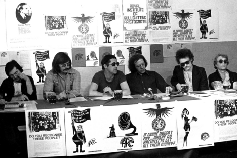 Architects´ Revolutionary Council 1975