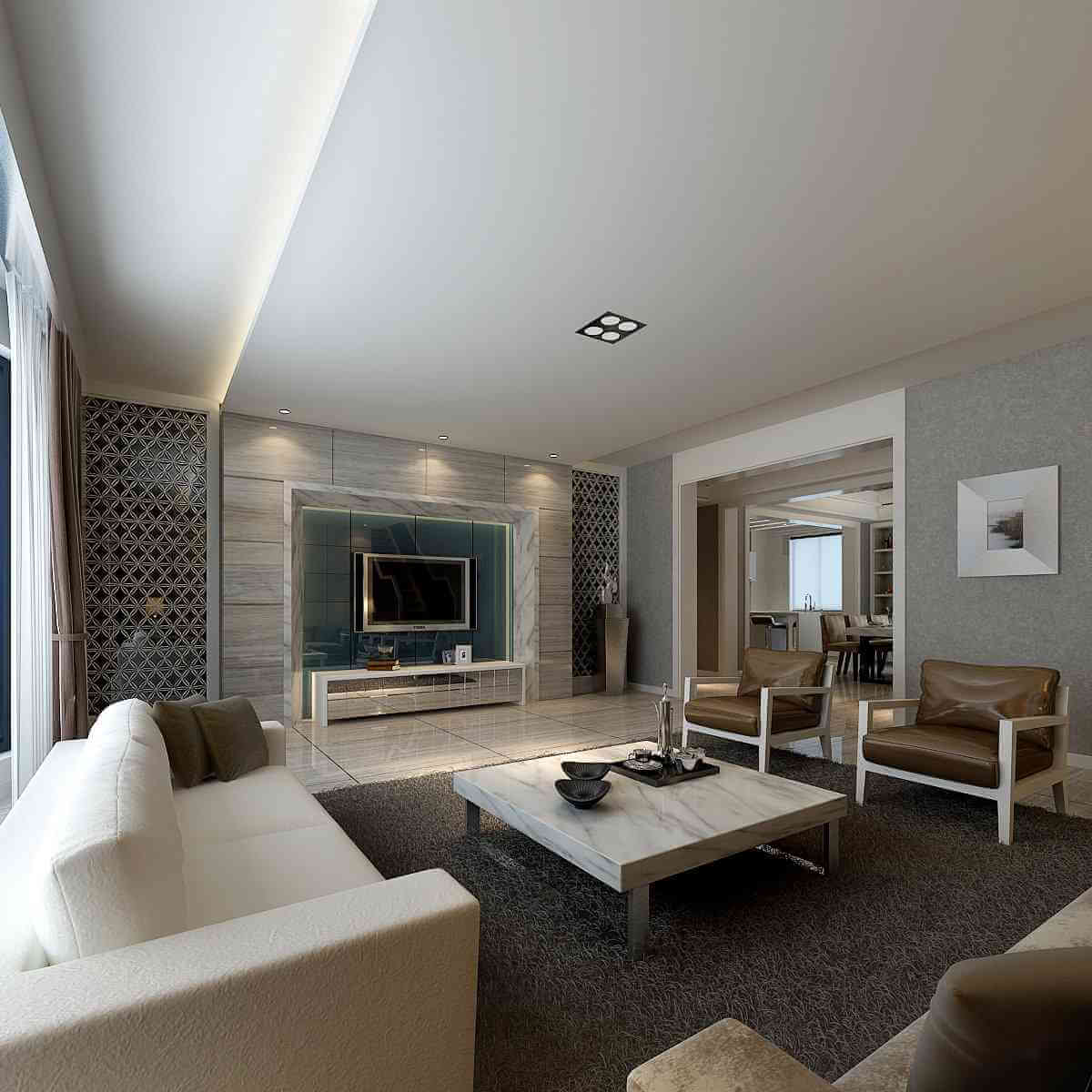 10 Cozy Living Rooms Ideas That Will Boost Your House Architecture Ideas