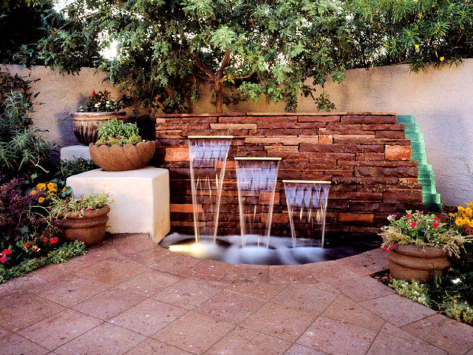 21 Best Garden Designs For Your Courtyard on Outdoor Backyard Designs id=39454