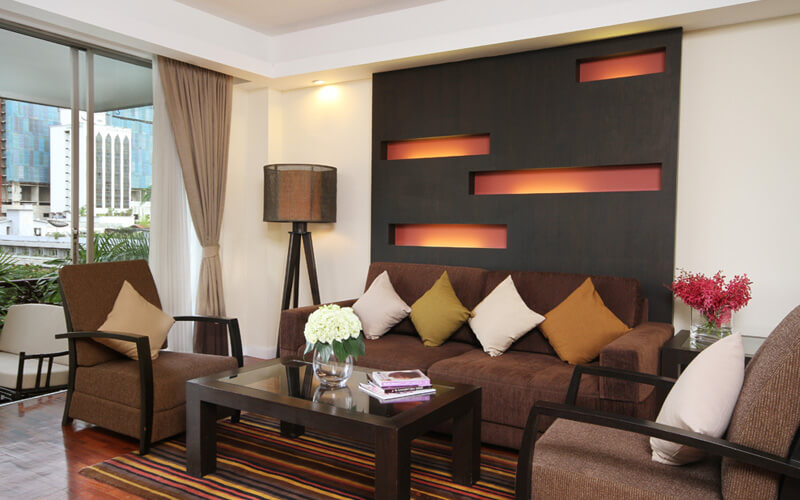 Magnificent Ideas to Decorate your Living Room Wall ... on How To Decorate Your Room  id=81073