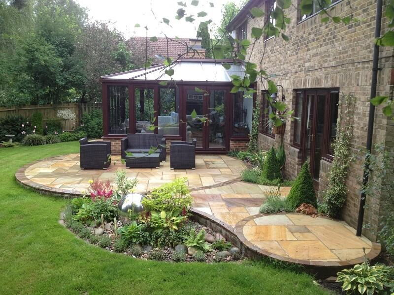 20 Awesome Courtyard Designs That Will Make Your World Green on Garden Patio Designs And Layouts id=47256