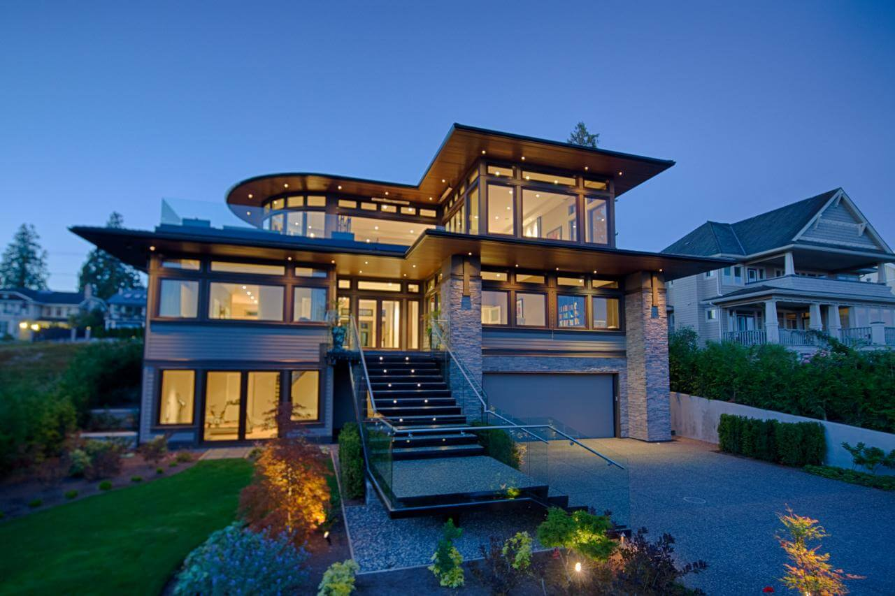 Top 23 Modern Residential Architecture Design ... on Modern House Ideas  id=16258