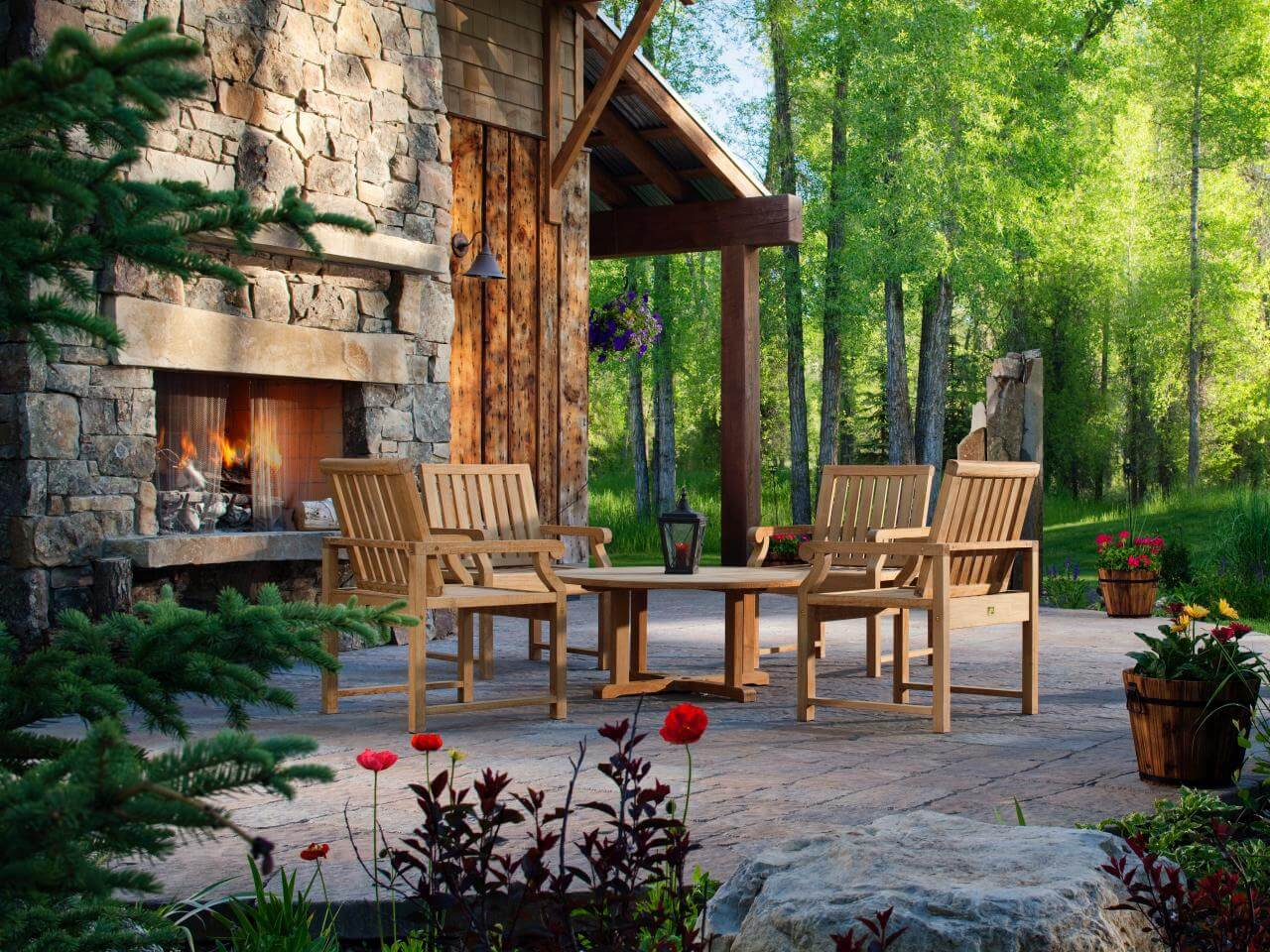 15+ Enhancing Backyard Patio Design Ideas For Small Spaces on Backyard Yard Design  id=83319