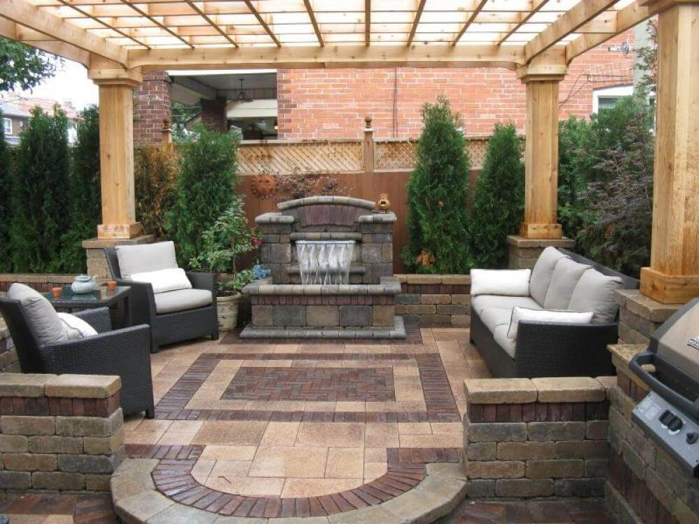 15+ Enhancing Backyard Patio Design Ideas For Small Spaces on Patios Designs  id=63472