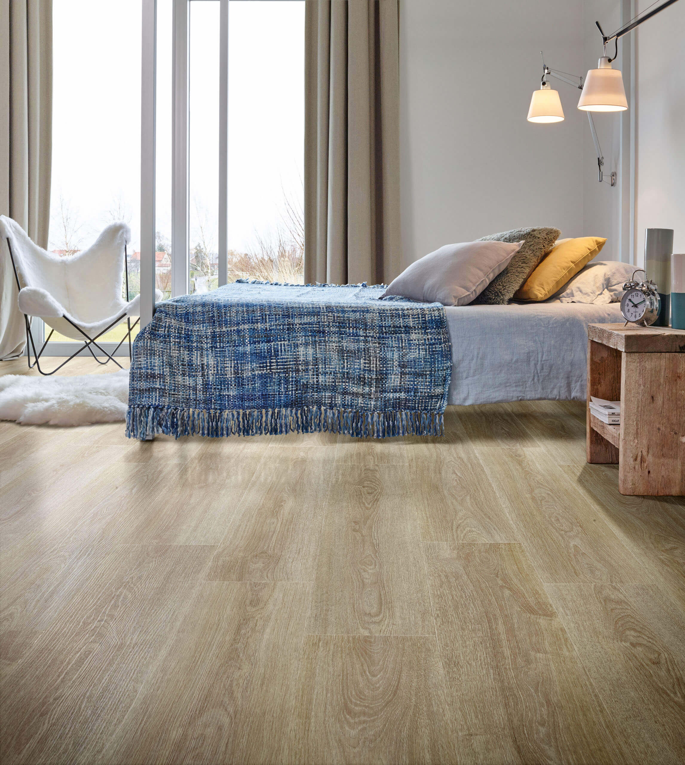24 Modern Bedroom Vinyl Flooring Ideas Architectures Ideas