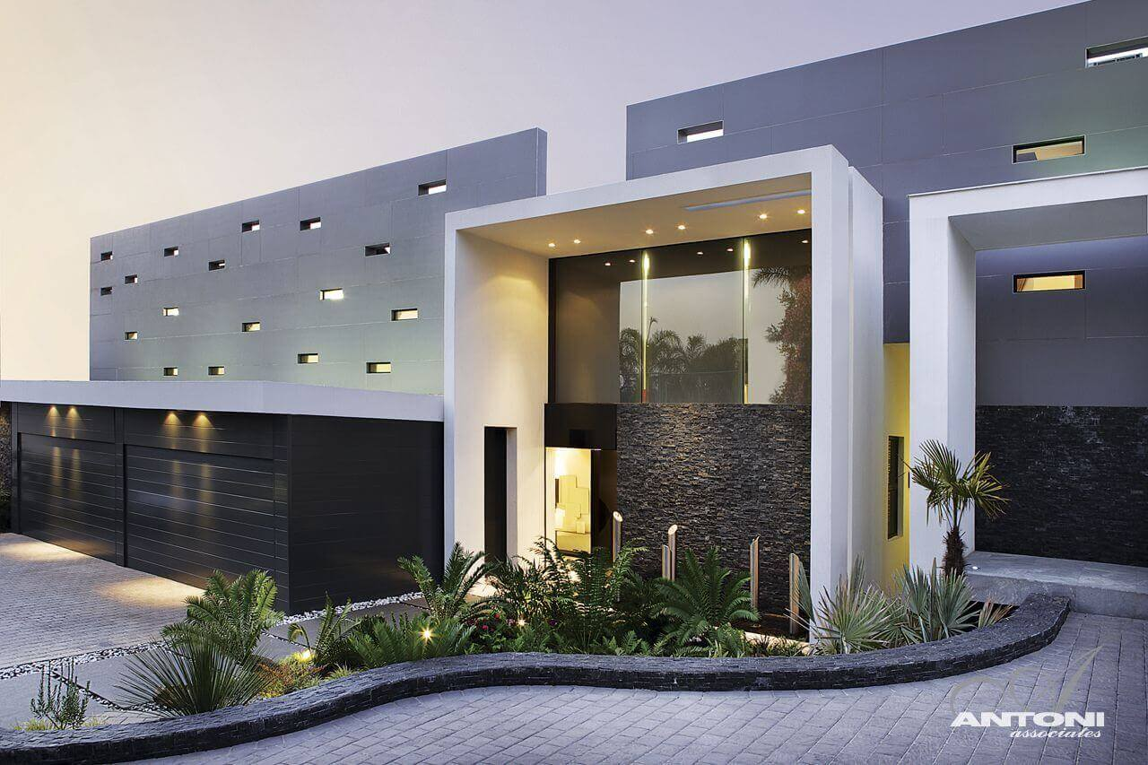23 Modern Entrances Designed To Impress Architecture on Modern Entrance Design  id=57369