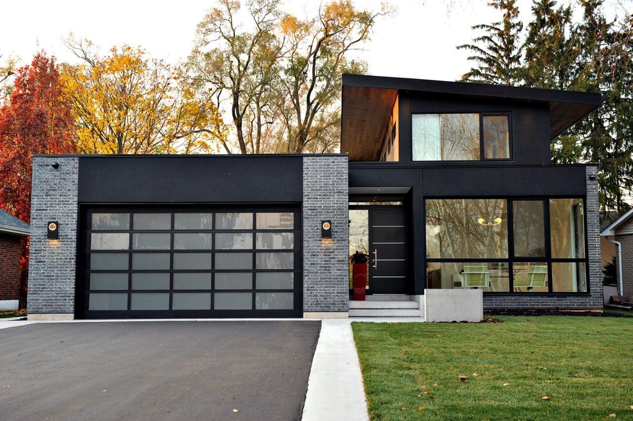 15 Amazing Modern House Design in Canada on Modern Glass House Design  id=31779