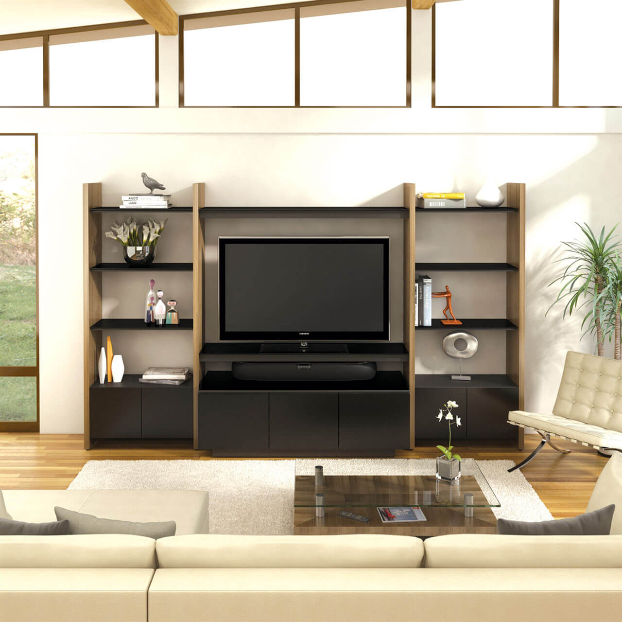 18 Best Attractive TV Stand Designs That You Obviously