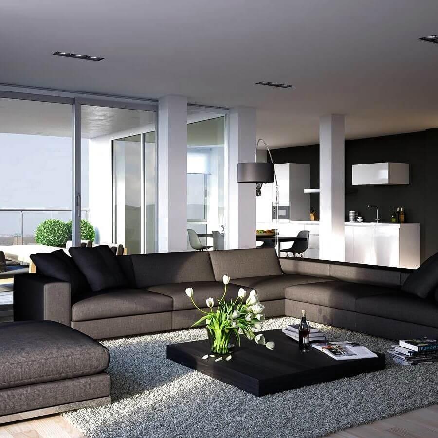 15 Attractive Modern Living Room Design Ideas on Living Room Style Ideas  id=28287