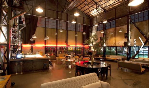 100 modern cafe interior design concepts for elegant look