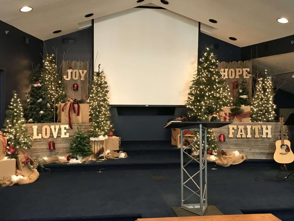 Christmas Church Decoration Ideas To Try This Year