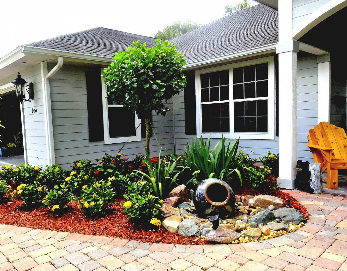 Few Small Garden Designs That You Can Have In Your Apartment on No Grass Yard Ideas id=68475