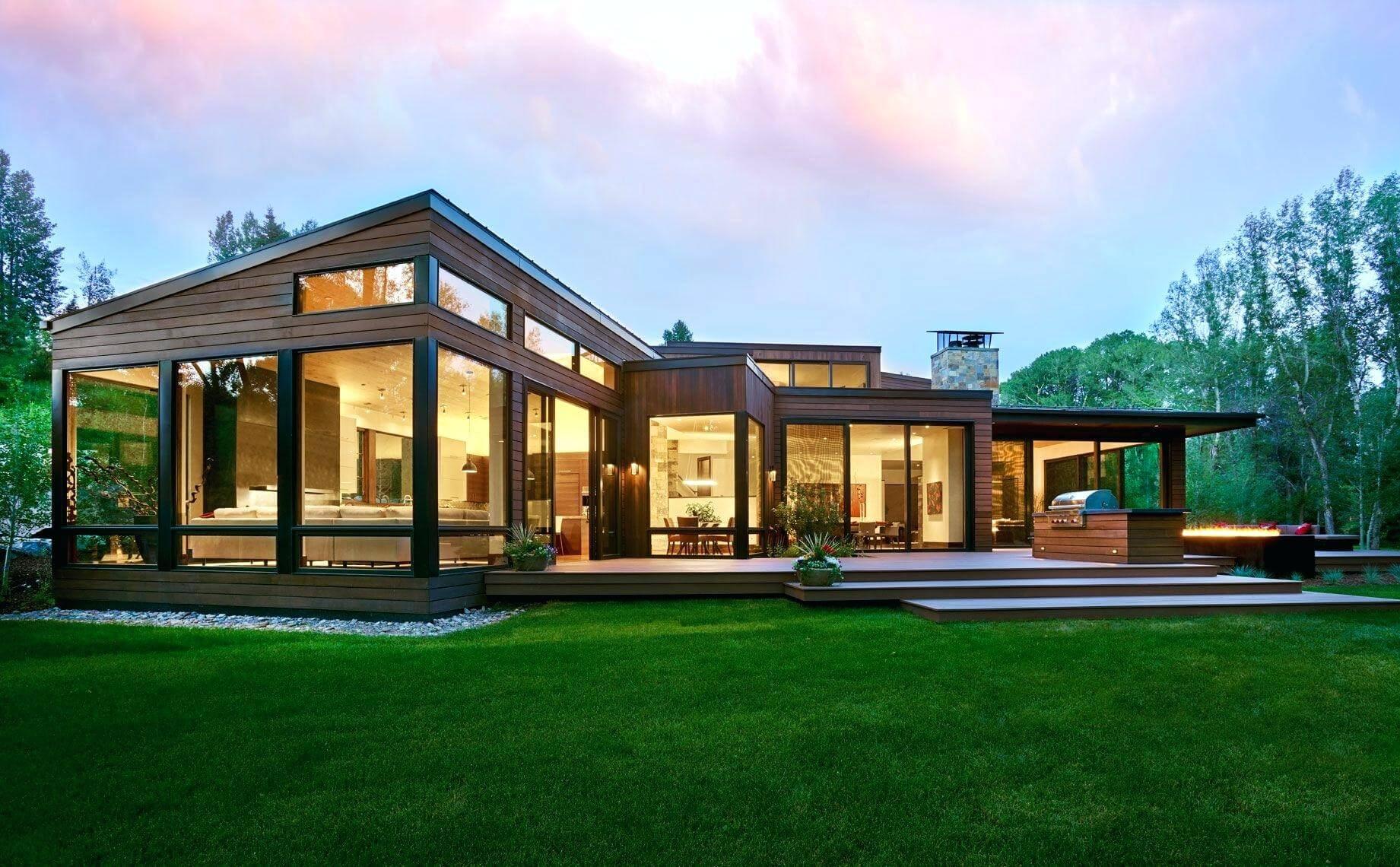 Modern House Design Around The World on Modern Style Houses  id=85145