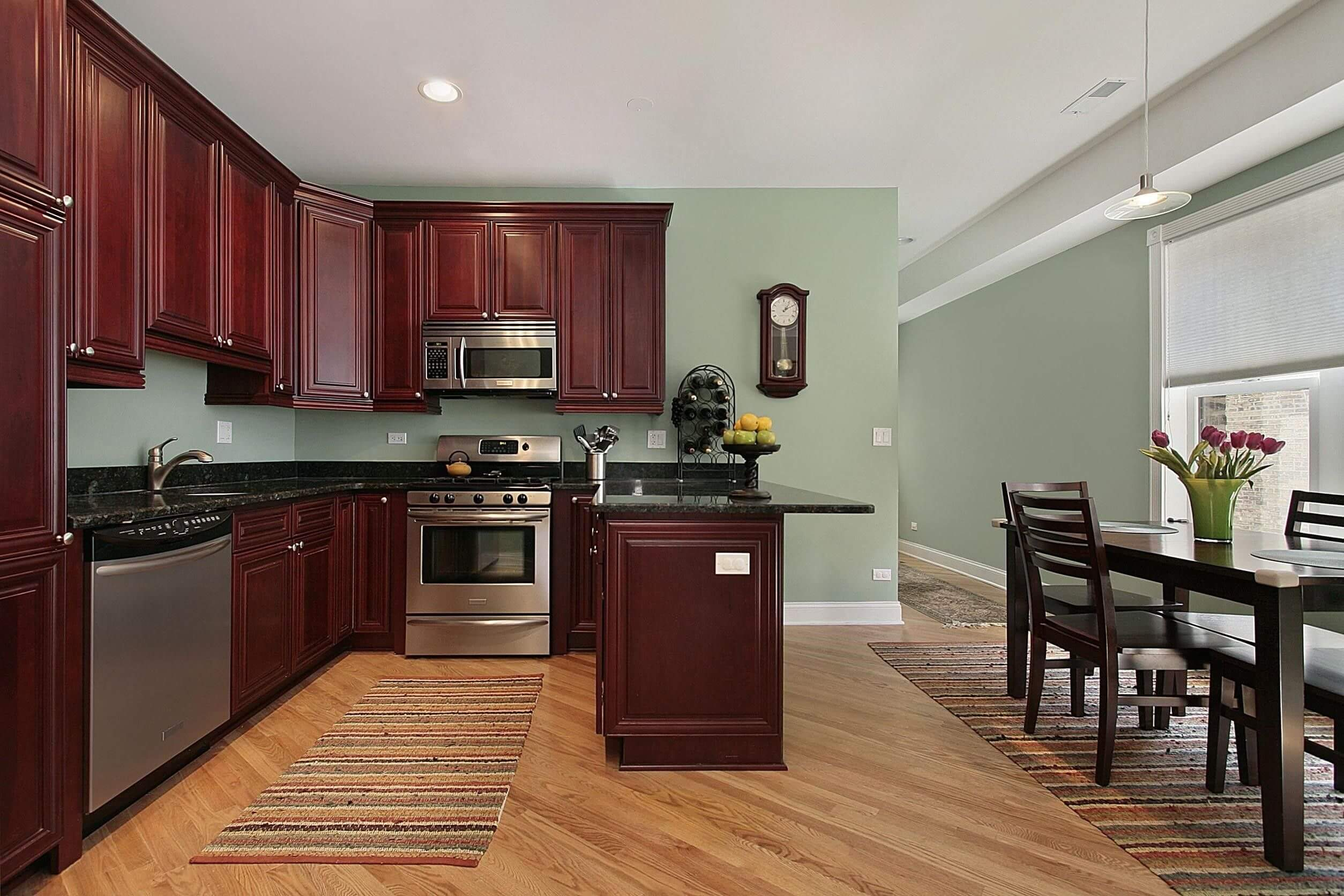 trending kitchen wall colors for the year 2019 on best colors for kitchen walls id=12014
