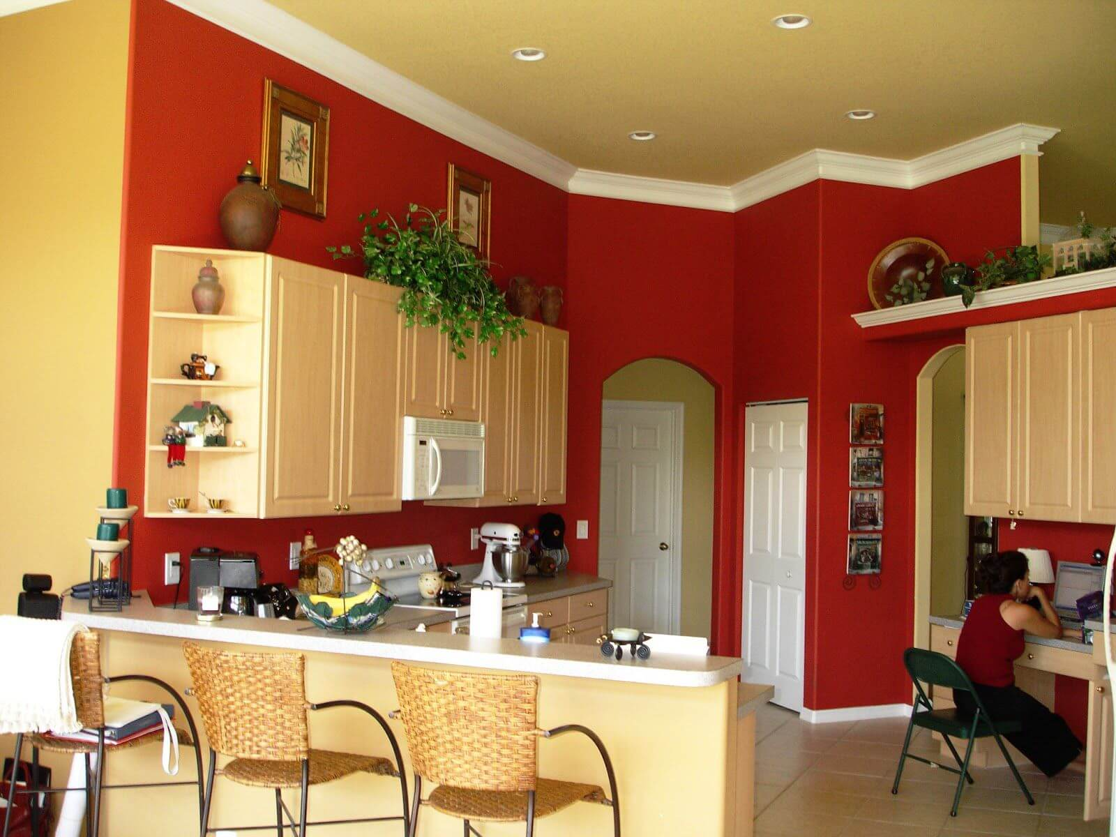 trending kitchen wall colors for the year 2019 on best colors for kitchen walls id=30552