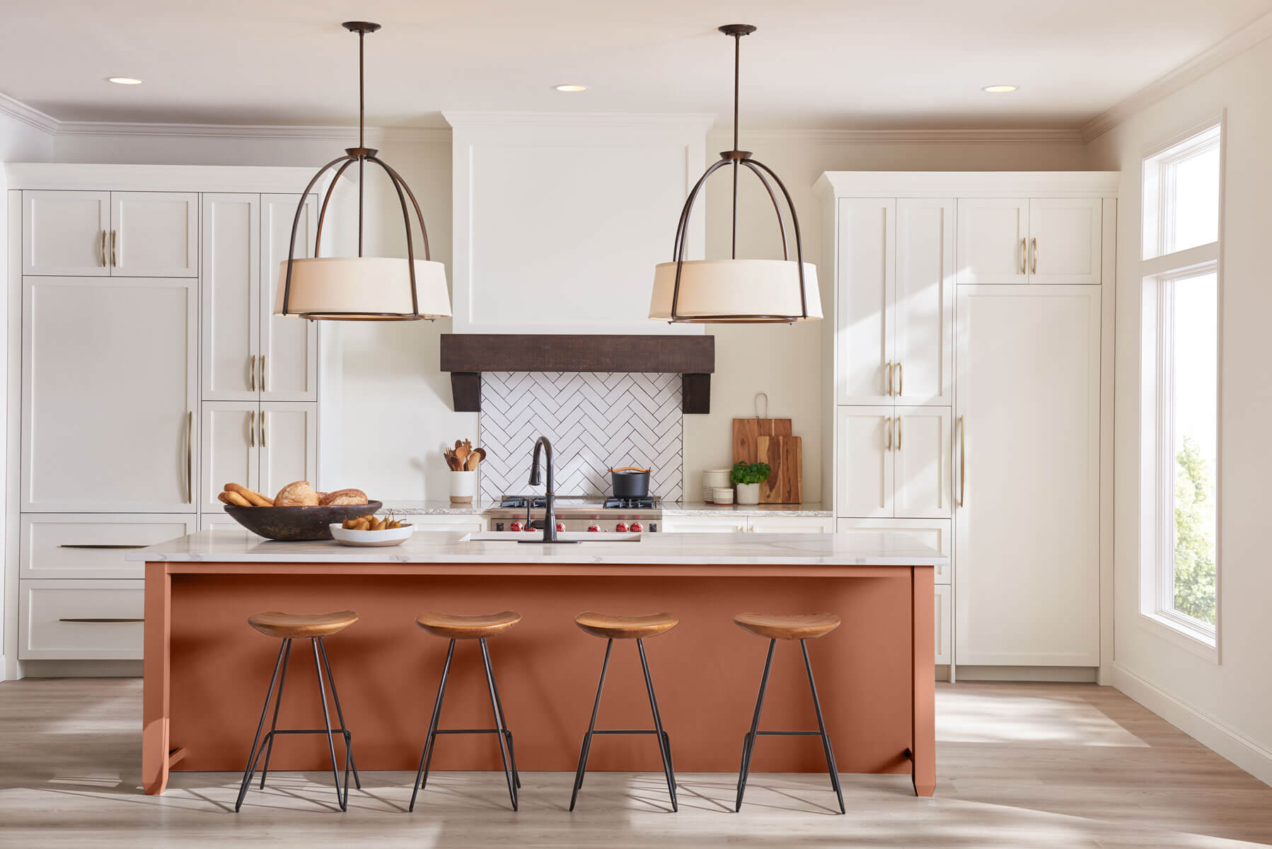 trending kitchen wall colors for the year 2019 on best colors for kitchen walls id=78016