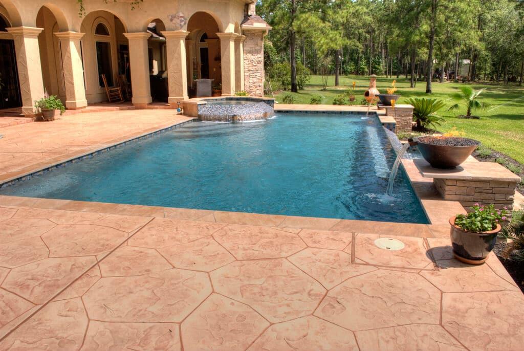 resurface your concrete pool deck