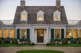 Neoclassic Cape Cod style house
