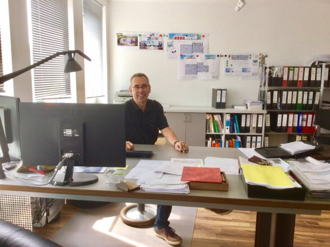 Diplom Ingenieur Dirk Ganz