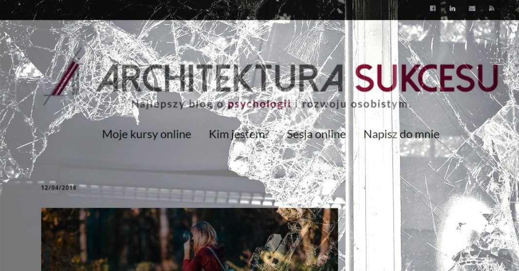 rewolucja na blogu architektura sukcesu