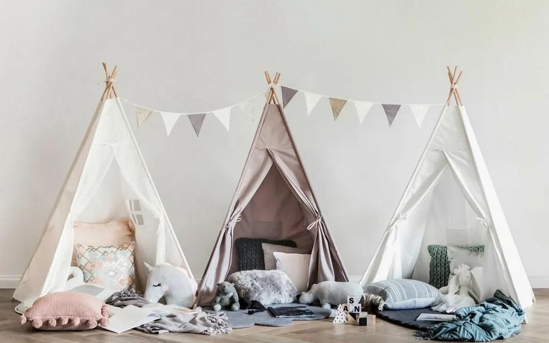 Per aiutarti, maisons du monde ti propone un'ampia selezione di camerette per. Trend Alert Tende Da Interni Per Bambini Architempore