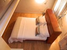 La camera da letto.