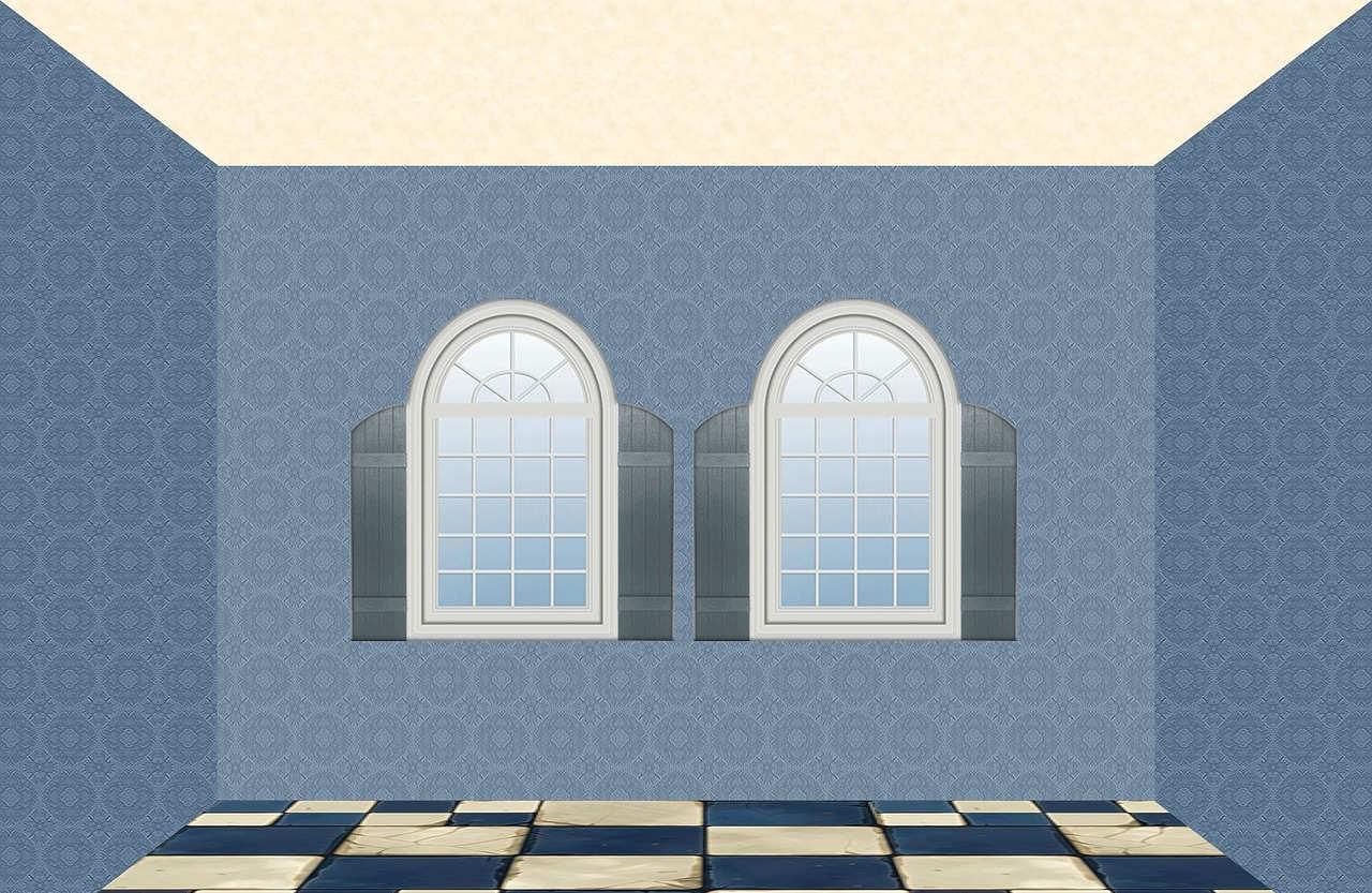 Progetti di parete per camera da letto, idee per la stanza da letto, soggiorno. Come Dipingere Una Stanza Per Farla Sembrare Piu Grande Architettura A Domicilio