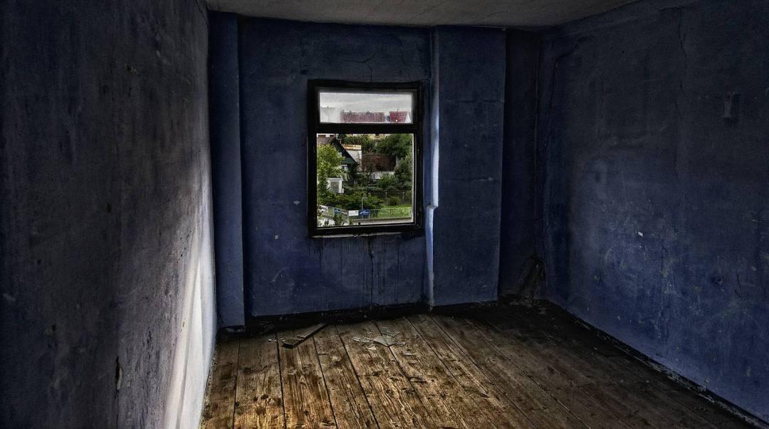 immagine di una pavimento da rifare