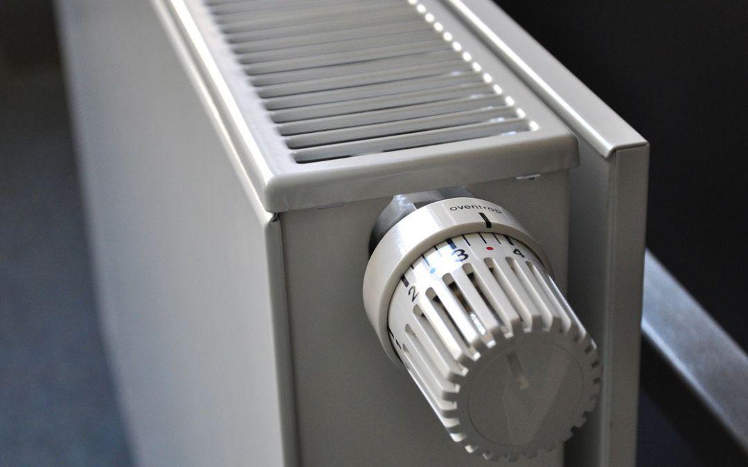Posizione dei termosifoni