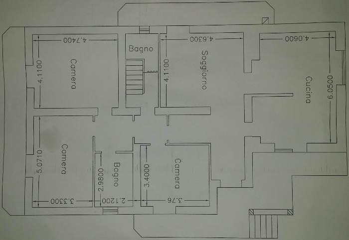 Progetto 130 Mq Architettura A Domicilio