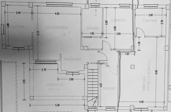 progetto 110 mq-Architettura a domicilio®