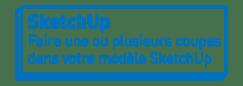 SketchUp | Faire une ou plusieurs coupes dans votre modèle SketchUp