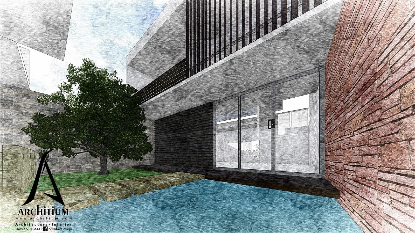 Architecture-House-Jakarta-Cijantung-Rumah Cijantung 2