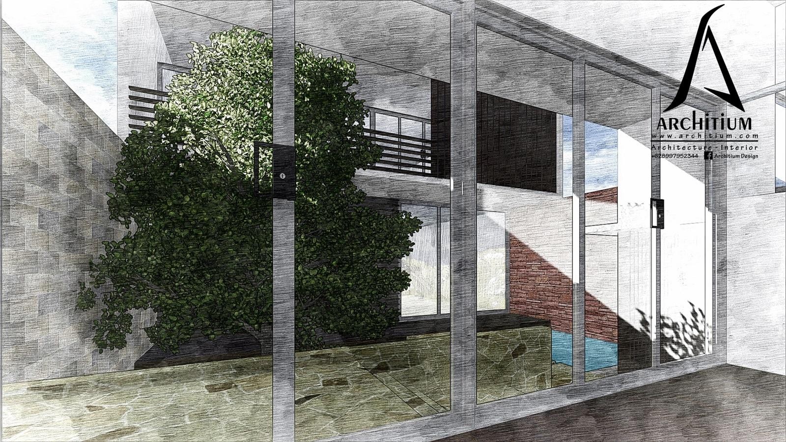 Architecture-House-Jakarta-Cijantung-Rumah Cijantung 3