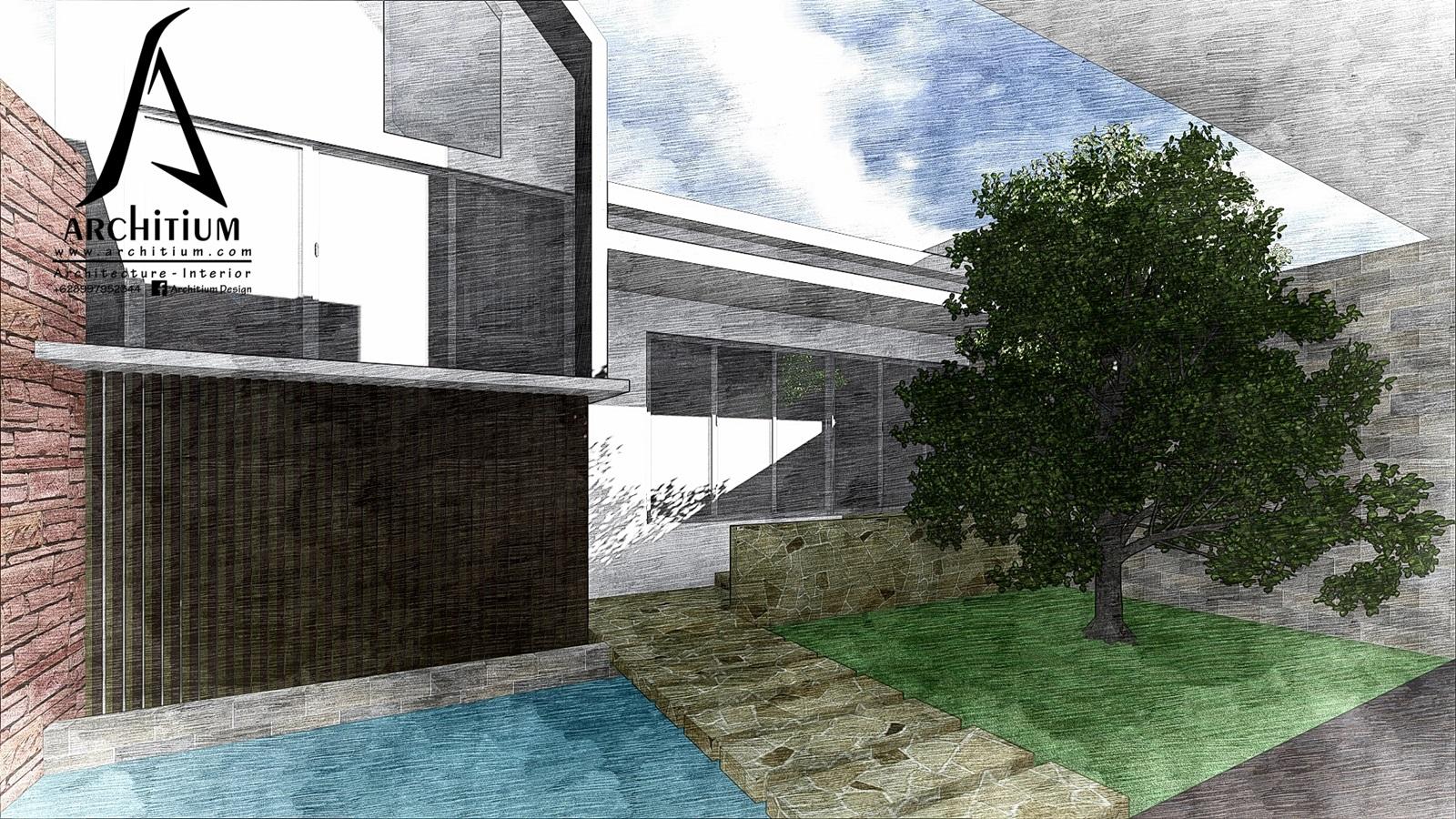 Architecture-House-Jakarta-Cijantung-Rumah Cijantung 4