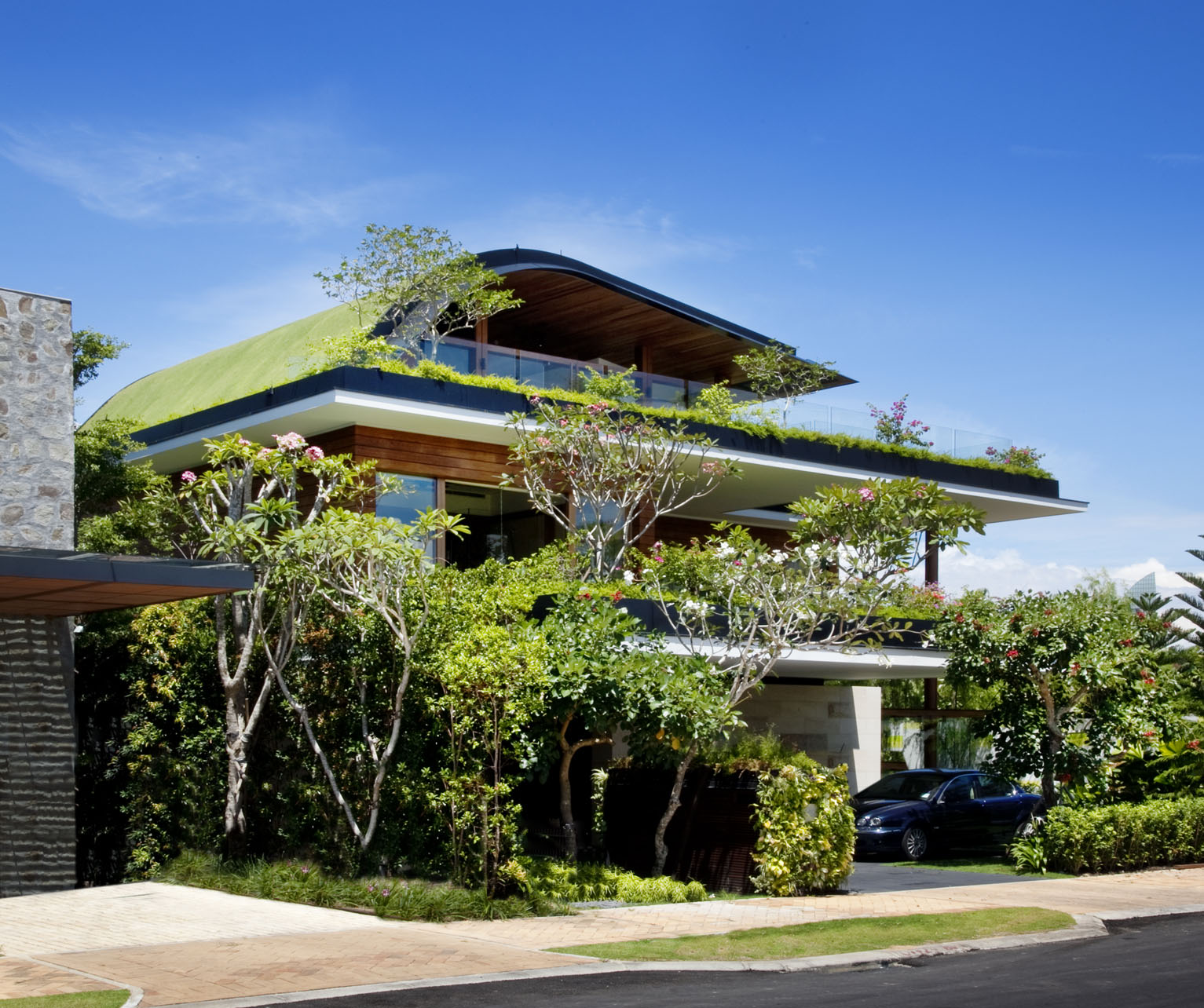 meera house singapore sky garden Meera House - Architizer