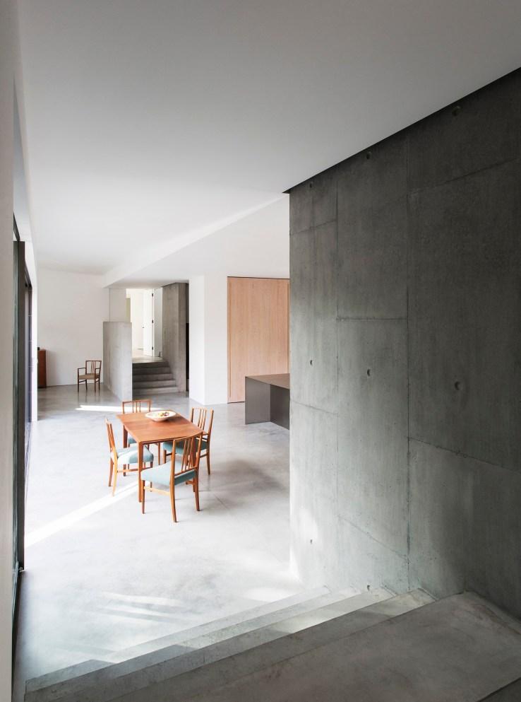 1402940384922Luker House contemporary modern London residential home Jamie Fobert Architects 4 crp