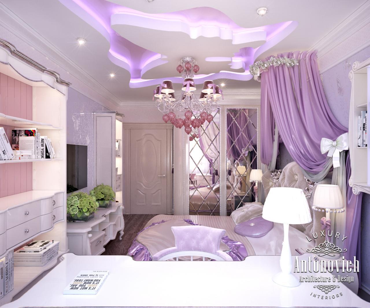 pink girly bedroom from katrina antonovich by luxury antonovich design architizer