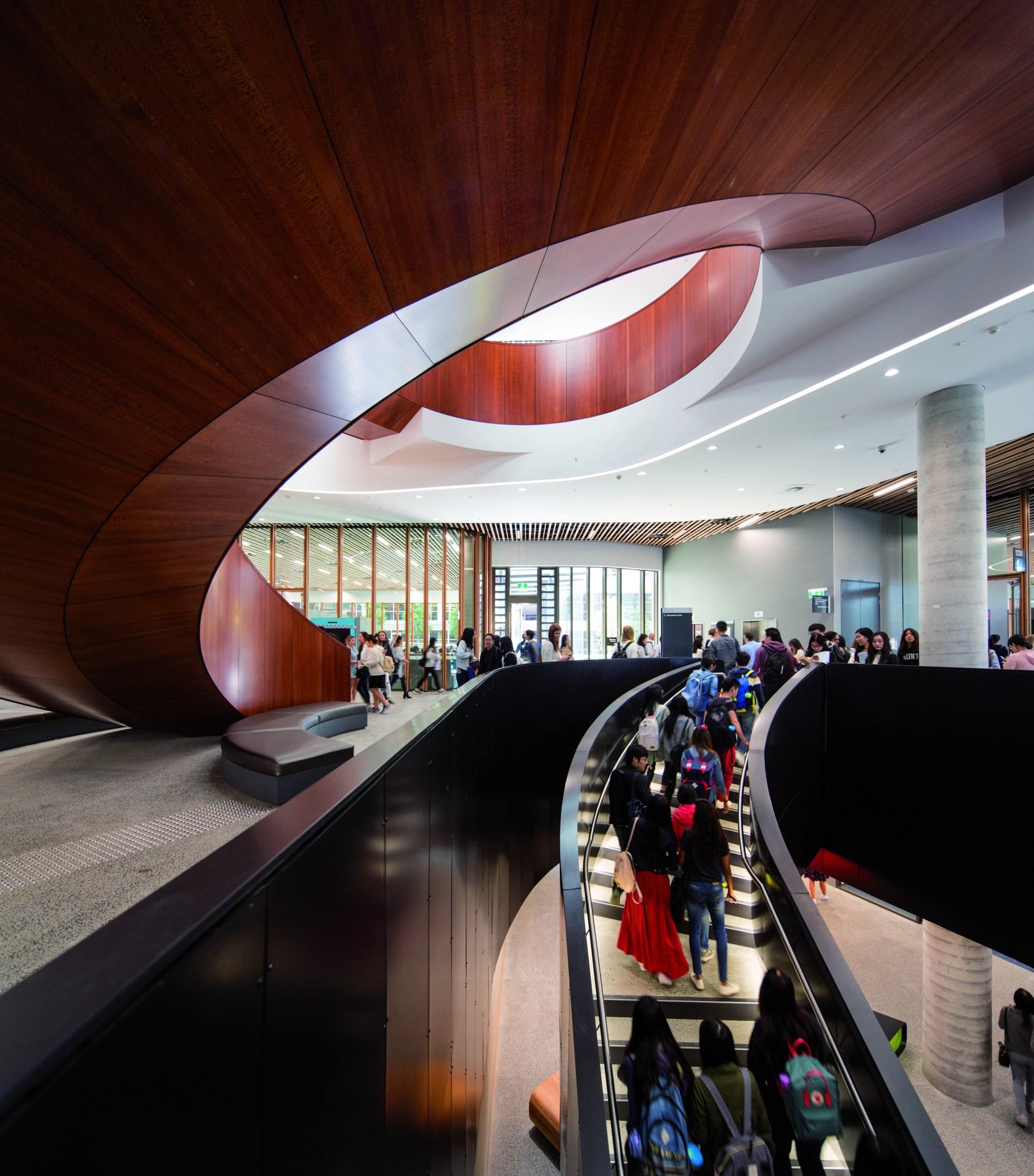 University Of Sydney Business School Architizer