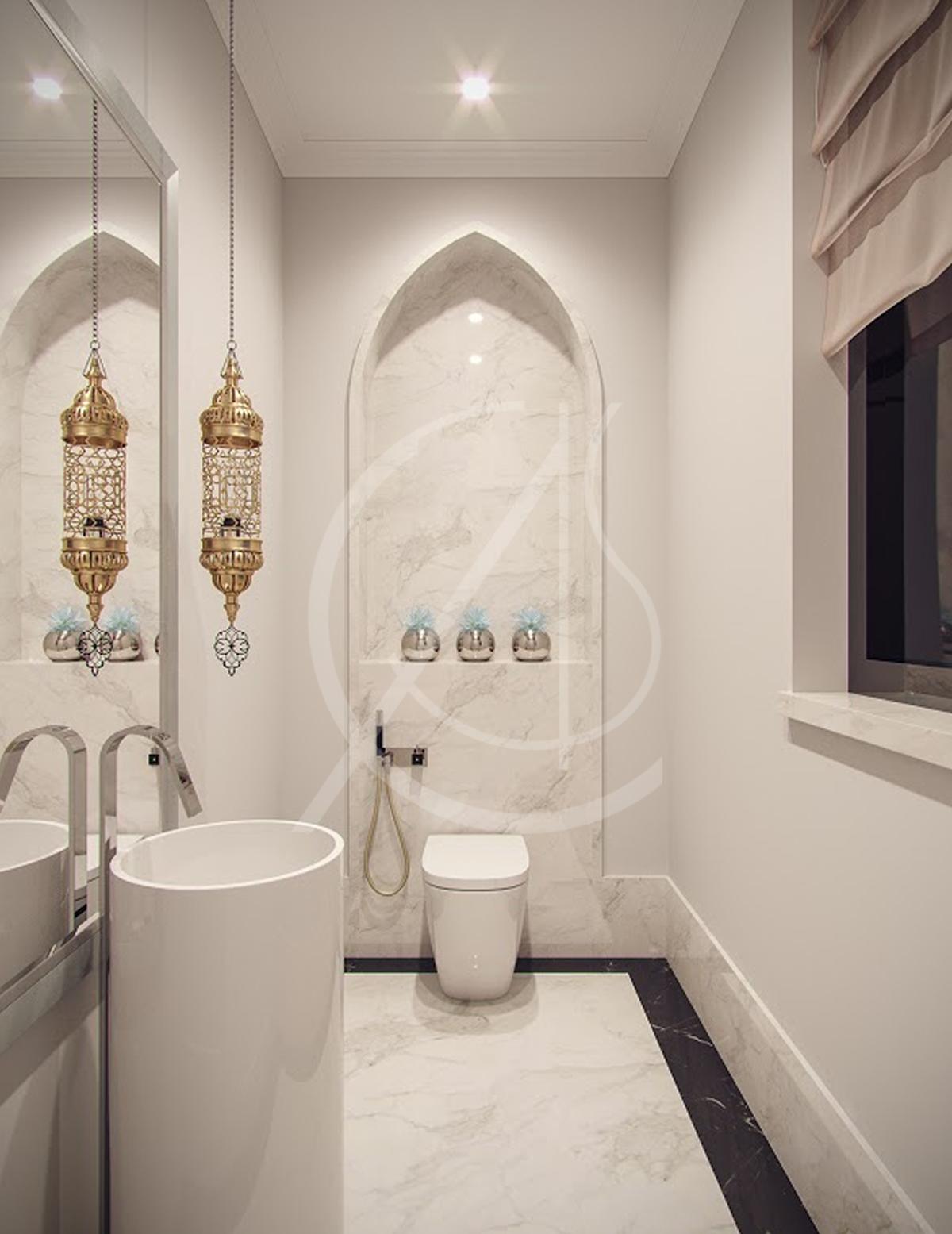 Family villa Contemporary Arabic Interior Design Architizer