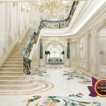 Magnificent Luxury Marble Floor For Hall By Luxury Antonovich Design Architizer