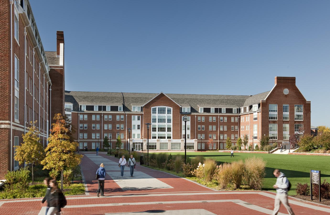 Johns Hopkins Dorms University