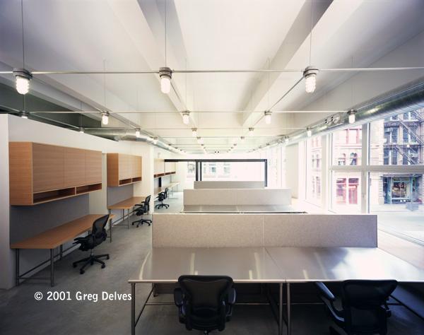 MAC Cosmetics Offices SOHO Architizer