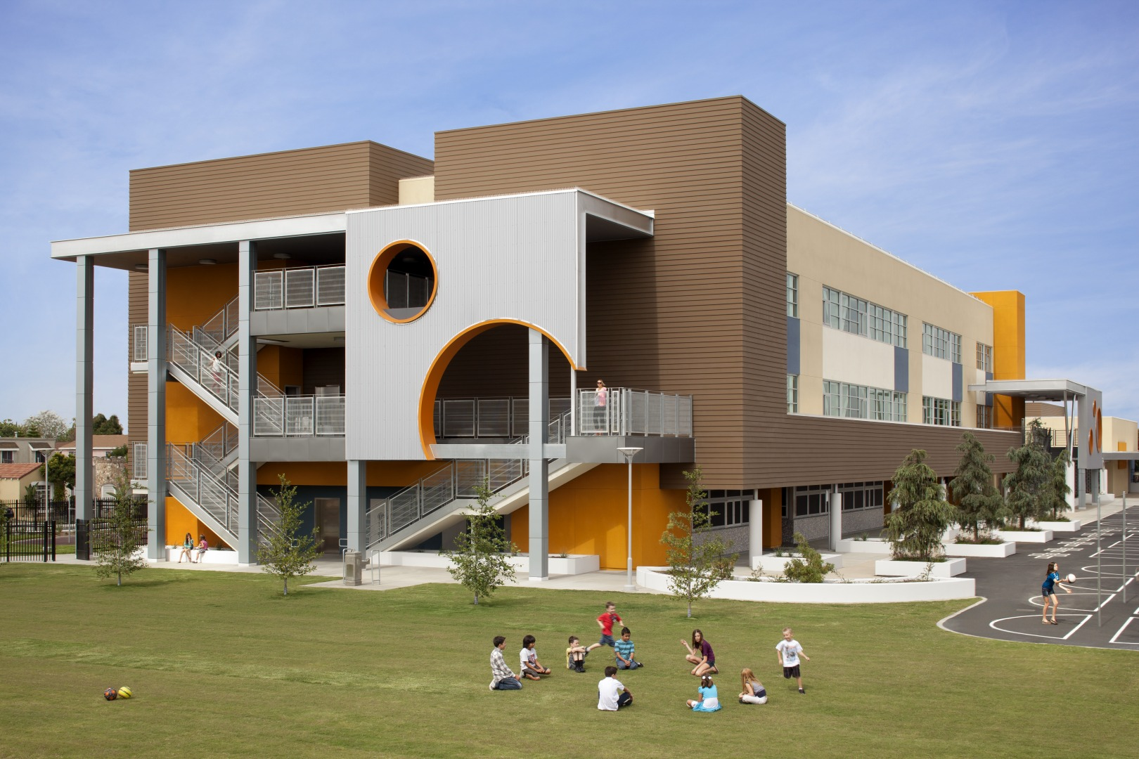 K 12 School Architecture Designs