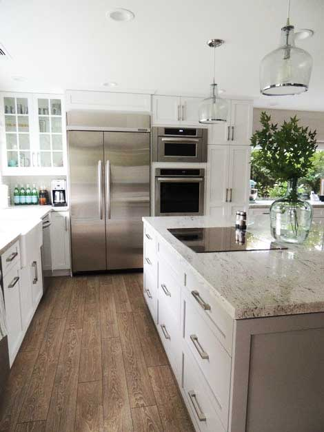 10 Delightful Granite Countertop Colors With Names And ... on What Color Cabinets Go Best With Black Granite Countertops  id=83333