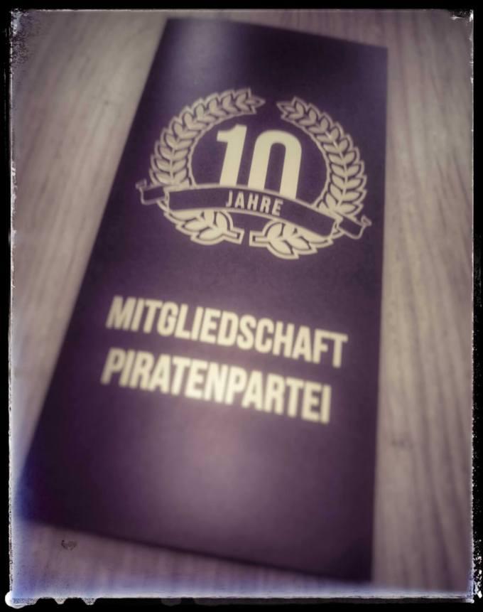 10 Jahre Piraten NDS