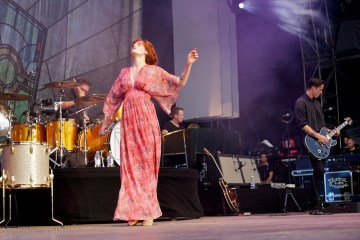 Florence and the Machine am Openair St. Gallen (Sacha Saxer)