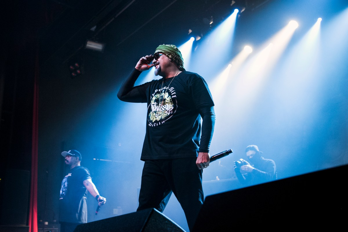 B-Real von Cypress Hill